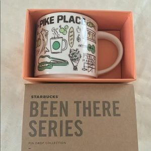 Starbucks Mug Been There Pike Place Market Seattle